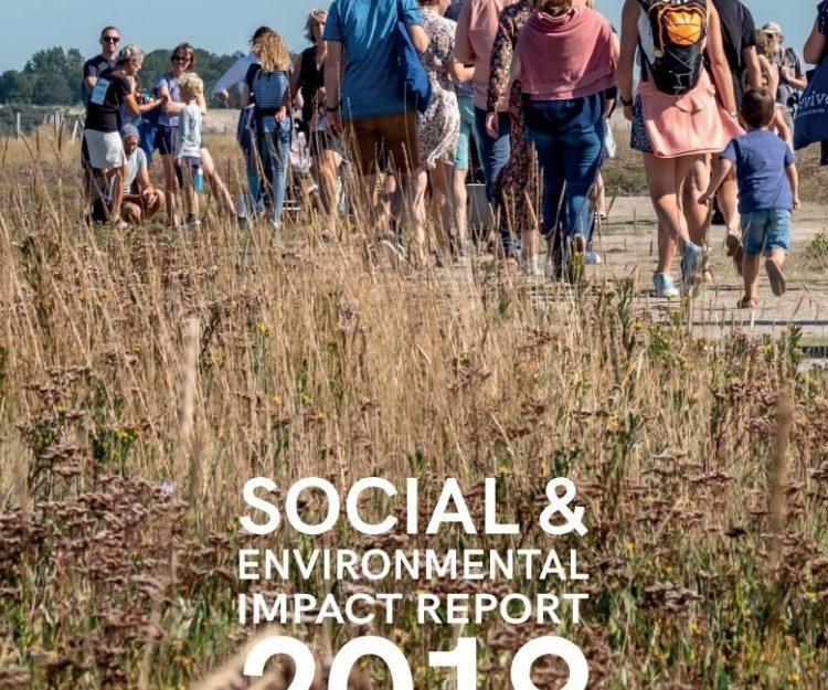 REVIVE PRESENTEERT HAAR SOCIAL AND ENVIRONMENTAL REPORT 2019